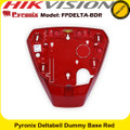 Pyronix Deltabell Dummy Base Red - (FPDELTA-BDR)