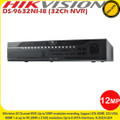 Hikvision DS-9632NI-I8 32 Channel Embedded 4K NVR 12MP 8 SATA
