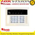 Pyronix Two Way Wireless Keypad Arming Station - LEDRKP/WHITE-WE