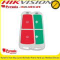 Pyronix Two Way Lone Workder Panic Hold up/ Medical Device- HUD-MED-WE