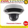 Hikvision 2MP 2.8-12mm vari-focal lens  PANOVU Series 360°Panoramic + PTZ  Network Camera - DS-2PT3326IZ-DE3