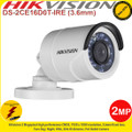 Hikvision DS-2CE16D0T-IRE 2MP 3.6mm fixed lens 20m IR IP66 PoC Bullet Camera