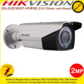 Hikvision DS-2CE16D0T-VFIR3E 2MP 2.8mm-12mm vari-focal lens 40m IR IP66 PoC Bullet Camera