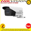 Hikvision - DS-2CE16H5T-IT3ZE 5MP 2.8mm-12mm motorized vari-focal lens 40m IR Ultra low light IP67 EXIR PoC Bullet Camera