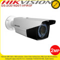 Hikvision 2MP 2.8mm-12mm vari-focal lens 40m IR IP66 4-in-1 Bullet Camera -  DS-2CE16D0T-VFIR3F