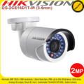 Hikvision 2MP 3.6mm fixed lens 20m IR distance IP66 4-IN-1 Bullet Camera -  DS-2CE16D1T-IR