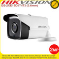 Hikvision 2MP 3.6mm fixed lens 40m IR distance Ultra Low light  IP66 WDR EXIR Bullet Camera - DS-2CE16D8T-IT3