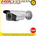 Hikvision 2MP 5mm-50mm vari-focal motorized lens auto focus 110m IR distance  WDR IP66 TVI Bullet Camera - DS-2CE16D9T-AIRAZH