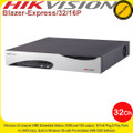Hikvision Blazer-Express Stations 32 Channel PC NVR with 16 built in PoE - Blazer-Express/32/16P