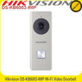 Hikvision Wifi Door Bell With Camera Motion Detection 2way audio - DS-KB6003-WIP