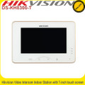 Hikvision  Video Intercom Indoor Station with 7-inch Touch Screen - DS-KH8300-T