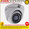 Hikvision DS-2CE56D8T-ITME 2MP 3.6mm fixed lens ultra low light 3.6mm fixed lens 20m IR distance PoC EXIR Eyeball Camera
