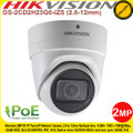 Hikvision 2MP IR Varifocal IP Network Turret Camera, 2.8 to 12mm varifocal lens, 30m IR Distance, IP67,IK10, 120dB WDR, PoE, - DS-2CD2H23G0-IZS