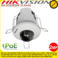 Hikvision 2MP Internal 2.8mm IP Recessed Mount Dome IP Network Camera - DS-2CD2E20F