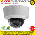Hikvision 2MP Ultra-Low Light 2.8~12mm  Motorized lens with Smart Focus 40m IR HDMI Outdoor IP Network  Dome Camera - DS-2CD4526FWD-IZM