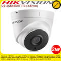 Hikvision 2MP 3.6mm fixed lens Ultra Low-Light 40m IR EXIR Turret Camera - DS-2CE56D8T-IT3