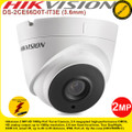 Hikvision DS-2CE56D0T-IT3E 2MP 3.6mm fixed lens 40m IR EXIR IP66 PoC Turret Camera