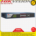 Hikvision WEB-MANAGED POE SWITCH - (DS-3E1310P-E)