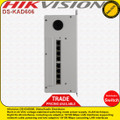 Hikvision Video/Audio distributor supporting network cable power supply - (DS-KAD606)