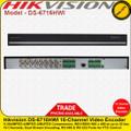 Hikvision 16 Channel Video Encoder - DS-6716HWI
