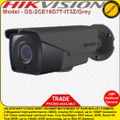 Hikvision 2MP 2.8-12mm motorized vari-focal lens, 40m IR distance, EXIR WDR IP66 Bullet Camera - DS-2CE16D7T-IT3Z/Grey