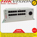 Hikvision 12 Channel  Intercom PoE Switch Video/Audio Distributor - DS-KAD612