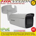 Hikvision 4MP 2.8 - 12mm motorized varifocal lens 50m IR Distance H.265+ compression Darkfighter Network IP Bullet Camera - DS-2CD2645FWD-IZS