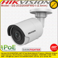 Hikvision DS-2CD2045FWD-I 4MP 2.8mm fixed lens 30m IR 120dB WDR Darkfighter Ultra low light IP Network Bullet Camera