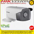 Hikvision 6MP 4mm Fixed Lens 80m IR Distance IP67 IP Network Bullet Camera - DS-2CD2T63G0-I8