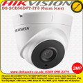 Hikvision 2MP 8mm fixed lens 40m IR IP66 weatherproof Turret Camera - DS-2CE56D7T-IT3