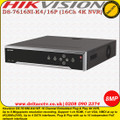 Hikvision 16Ch 8MP (4K) NVR upto 24TB HDD - (DS-7616NI-K4/16P)