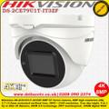 HIKVISION 8MP 4K 2.7-13.5mm motorized varifocal lens 60m IR EXIR IP67 Turret Camera - DS-2CE79U1T-IT3ZF