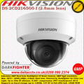 Hikvision 6MP 2.8mm fixed lens 30m IR Indoor Darkfighter IP Dome Camera - DS-2CD2165G0-I