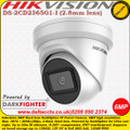 Hikvision 6MP 2.8mm fixed lens 30m IR Darkfighter Network IP Turret Camera with IR - DS-2CD2365G1-I