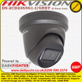 Hikvision 6MP 2.8mm fixed lens 30m IR Darkfighter Network IP Turret Camera with IR - DS-2CD2365G1-I /Grey