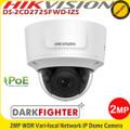 Hikvision DS-2CD2725FWD-IZS 2MP 2.8-12mm Vari-focal lens Darkfighter ultra low light  Dome IP Network CCTV Camera