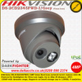 Hikvision DS-2CD2345FWD-I/Grey 4MP 4mm fixed lens 30m IR Darkfighter Ultra low light IP Network Turret Camera