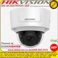 Hikvision DS-2CD2785G0-IZS 8MP (4K) 2.8 - 12mm motorized varifocal 30m IR lens Darkfighter Ultra low light IP Network Dome Camera