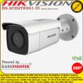 Hikvision 8MP (4K) 4mm fixed lens 50m IR  Darkfighter Ultra low light IP Network Bullet Camera