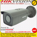 Hikvision DS-2CD2T65G1-I5/Grey 6MP 4mm fixed lens 50m IR Darkfighter Ultra low light IP Network Bullet Camera