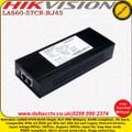 Hikvision LAS60-57CN-RJ45 Single Port POE Midspan