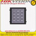 Hikvision DS-KD-KP video intercom keypad module