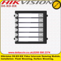 Hikvision DS-KD-KK video intercom nametag module