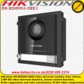 Hikvision DS-KD8003-IME1 video intercom modular door station, 2 MP HD video intercom function