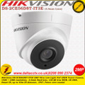 Hikvision DS-2CE56D8T-IT3E 2MP 3.6mm fixed lens 40m IR TVI PoC Ultra-low light Turret Camera