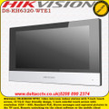 Hikvision DS-KH6320-WTE1 video intercom indoor station with 7-inch touch screen, Supports WiFi