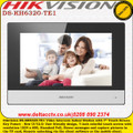 Hikvision DS-KH6320-TE1 Video Intercom Indoor Station with 7-Inch Touch Screen with resolution 1024 × 600