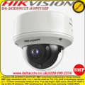 Hikvision DS-2CE59U1T-AVPIT3ZF 8MP 2.7-13.5mm motorized varifocal lens 60m IR IP67 AHD TVI Dome Camera