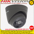 Hikvision 5MP 2.8mm fixed lens 40m IR IP67 AHD TVI EXIR Turret Camera - DS-2CE56H0T-IT3F/GREY