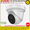 Hikvision DS-2CD2326G1-I/SL 2MP 2.8mm fixed lens  30m IR Acusense Easyip Indoor IP Network Turret Camera